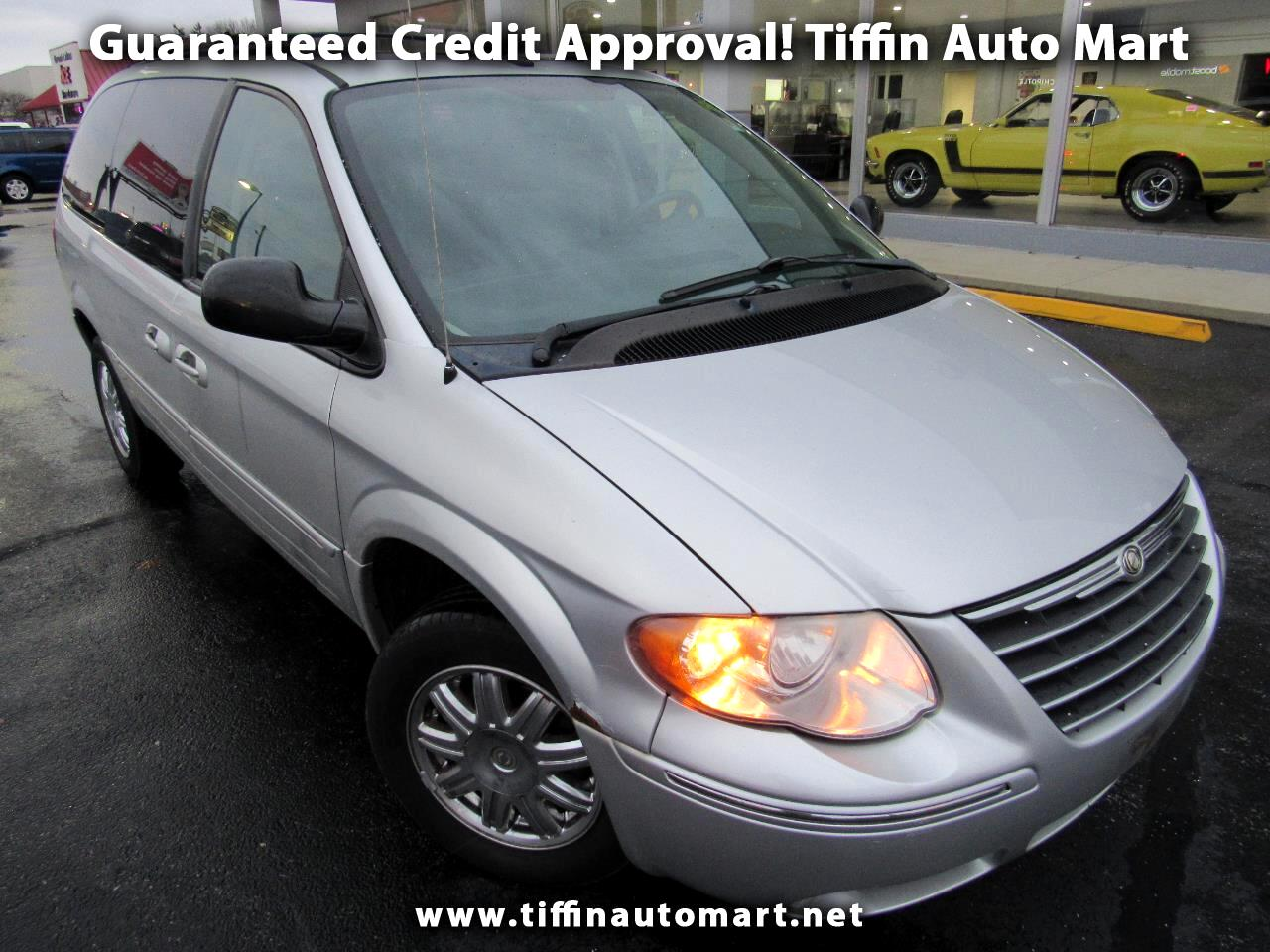 Used 2007 Chrysler Town Country Limited For Sale In Tiffin Oh