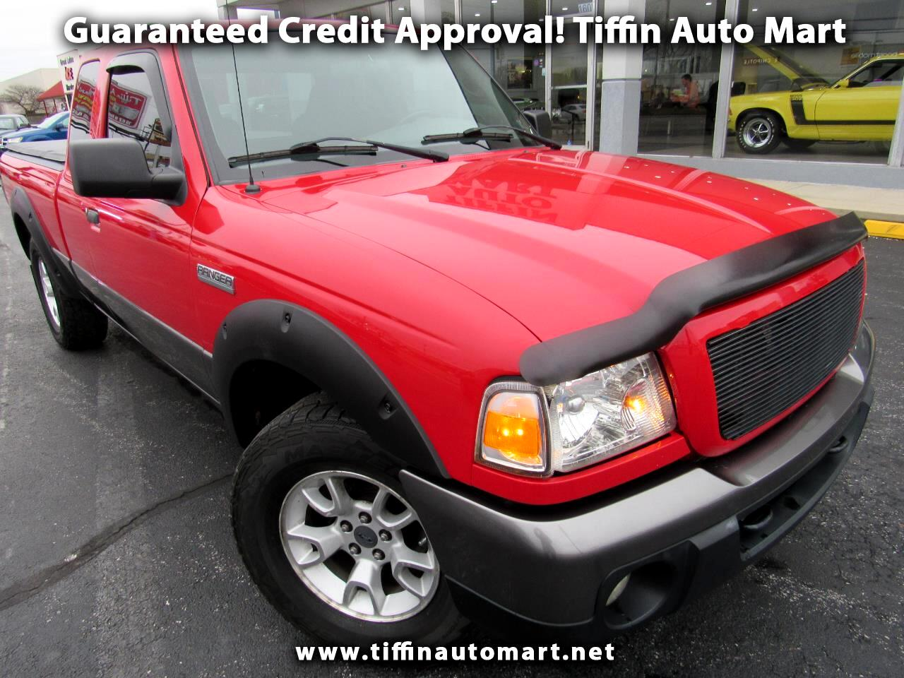 Ford Ranger XLT SuperCab 4-Door 4WD 2009