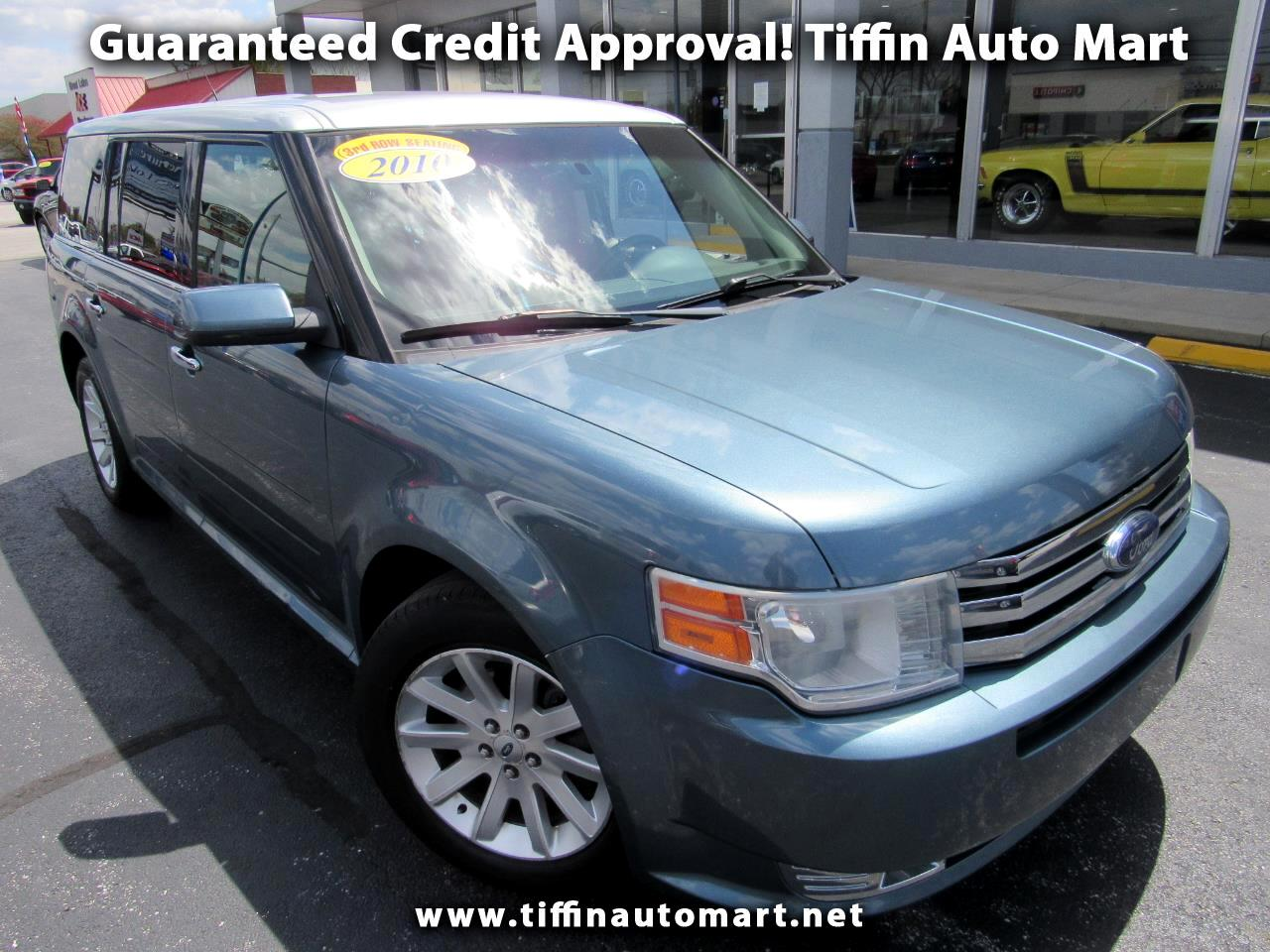 Ford Flex SEL FWD 2010