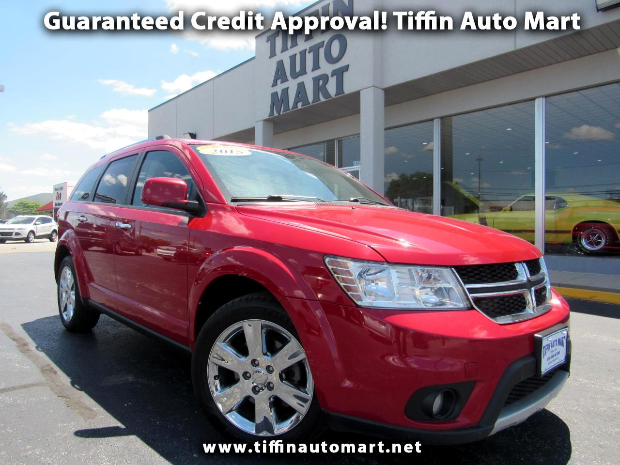 Dodge Journey Limited AWD 2015