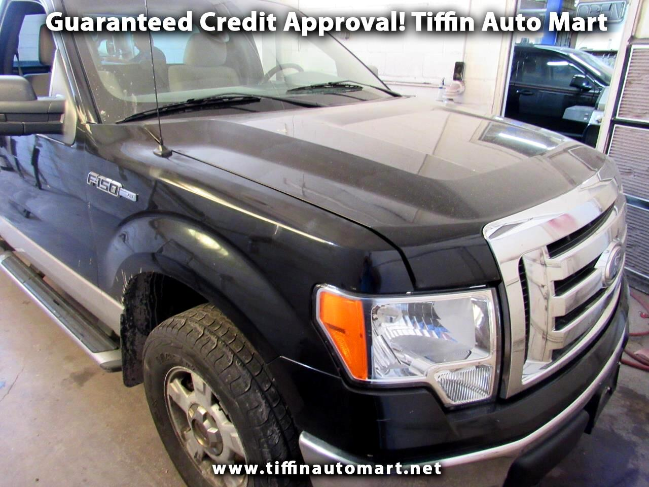 Ford F-150 STX 6.5-ft. Bed 4WD 2010