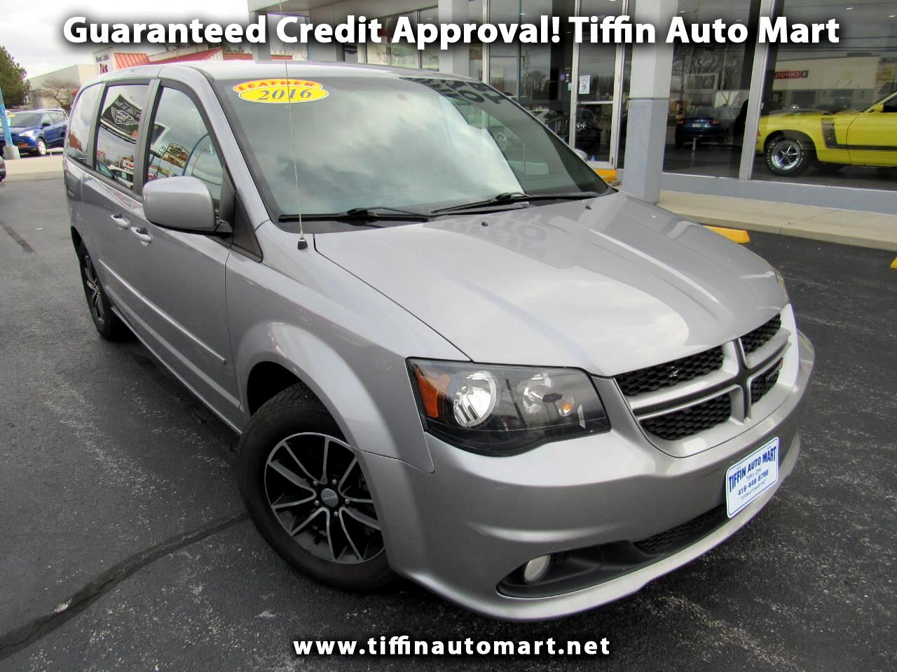 Dodge Grand Caravan 4dr Wgn R/T 2016