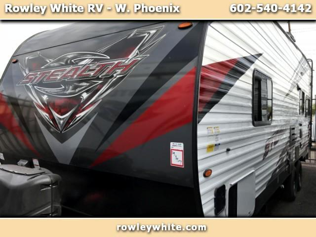 2019 Forest River Stealth (Toy Hauler) 2313