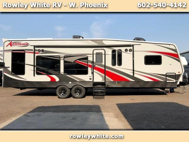 2019 Eclipse RV Attitude 2814GS