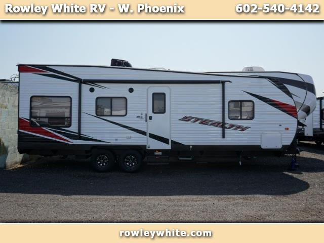 2019 Forest River Stealth (Toy Hauler) 2413