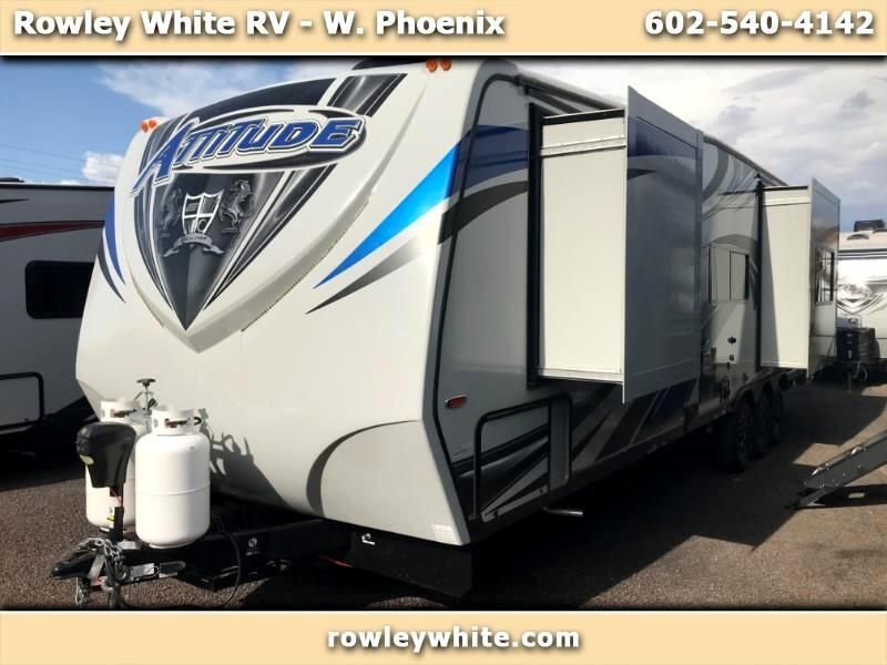 2018 Eclipse RV Attitude 32IBG