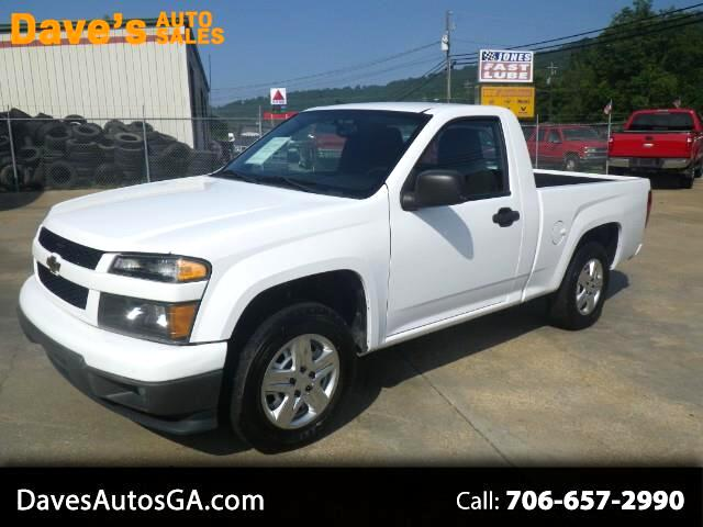 2012 Chevrolet Colorado REG CAB LT