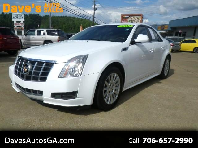 2012 Cadillac CTS 3.0L Luxury