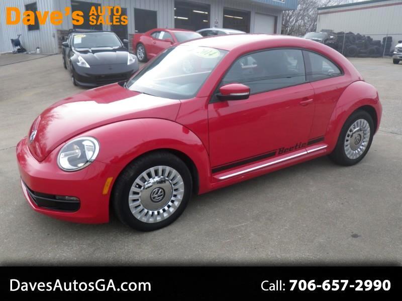 2014 Volkswagen Beetle 1.8T PVEZ