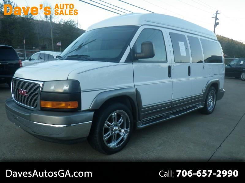 2010 GMC Savana RV G1500