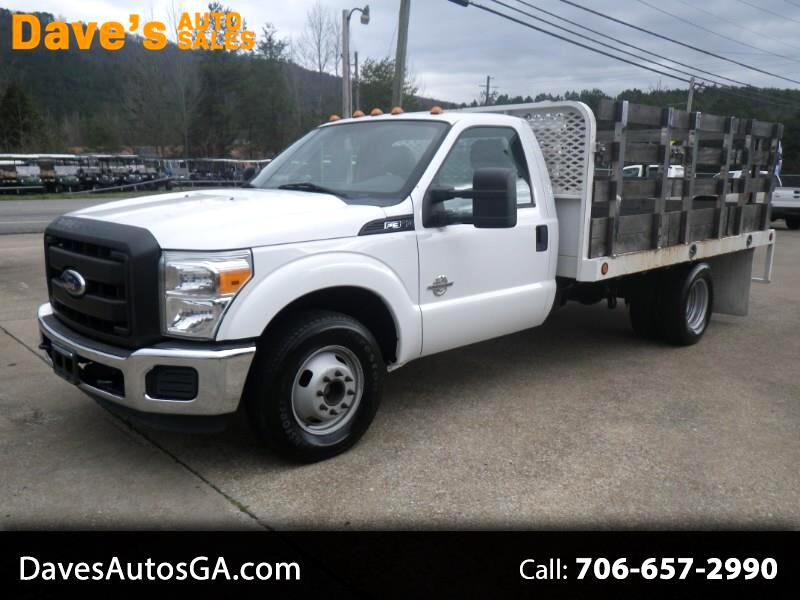 2012 Ford F-350 SD XLT DRW 2WD