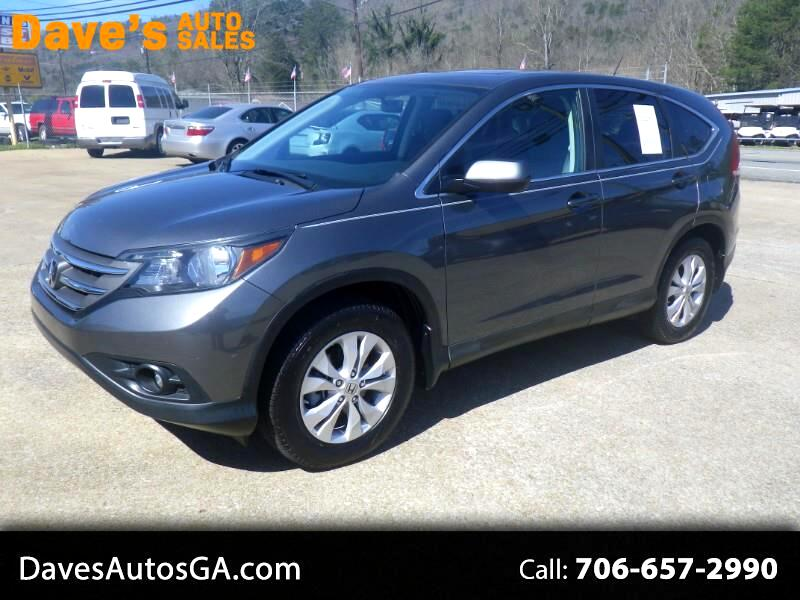 2013 Honda CR-V EX-L 2WS 5-Speed AT
