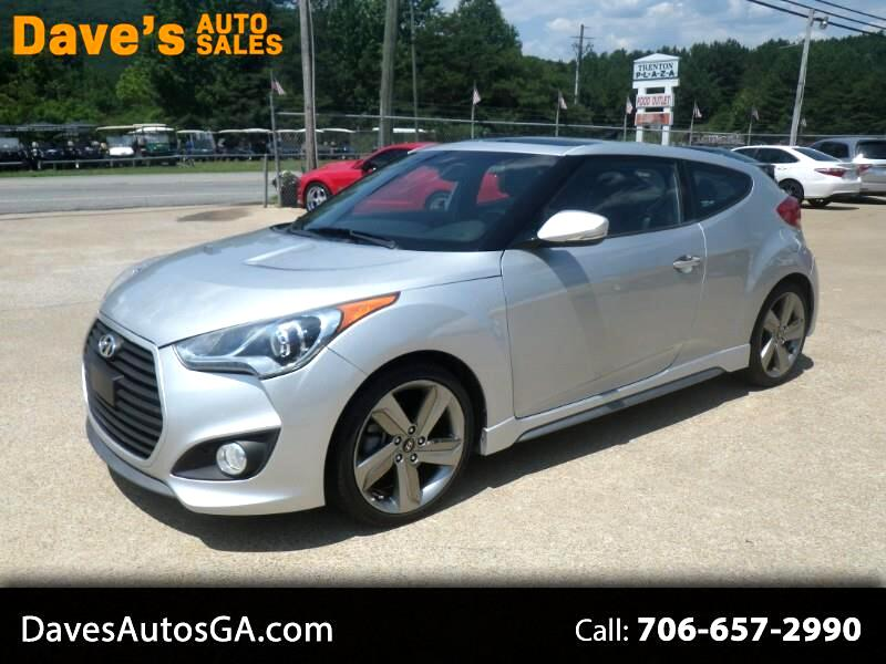 Used 2013 Hyundai Veloster Base for Sale in Trenton GA 30752