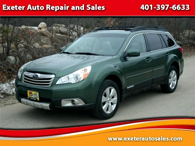 2012 Subaru Outback 2.5i Limited
