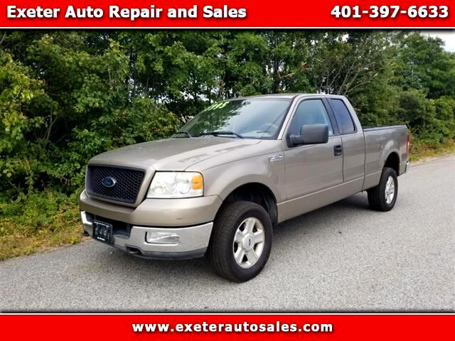 2004 Ford F-150 XLT SuperCab 4WD