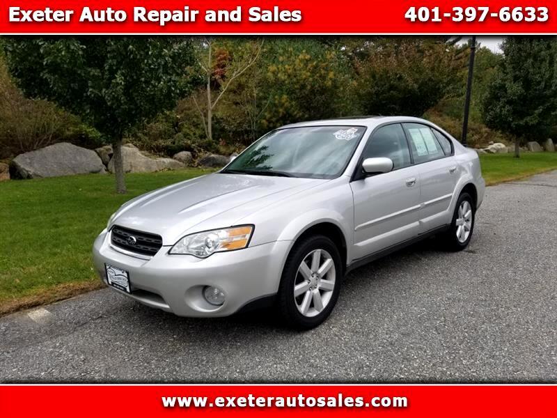 2007 Subaru Legacy Outback Limited