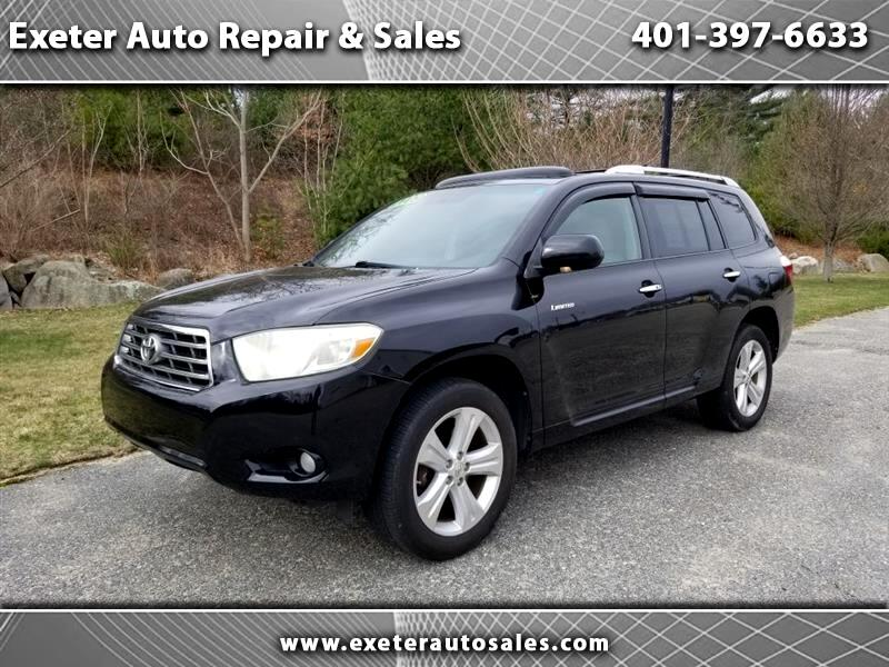 Toyota Highlander Limited 4WD 2009