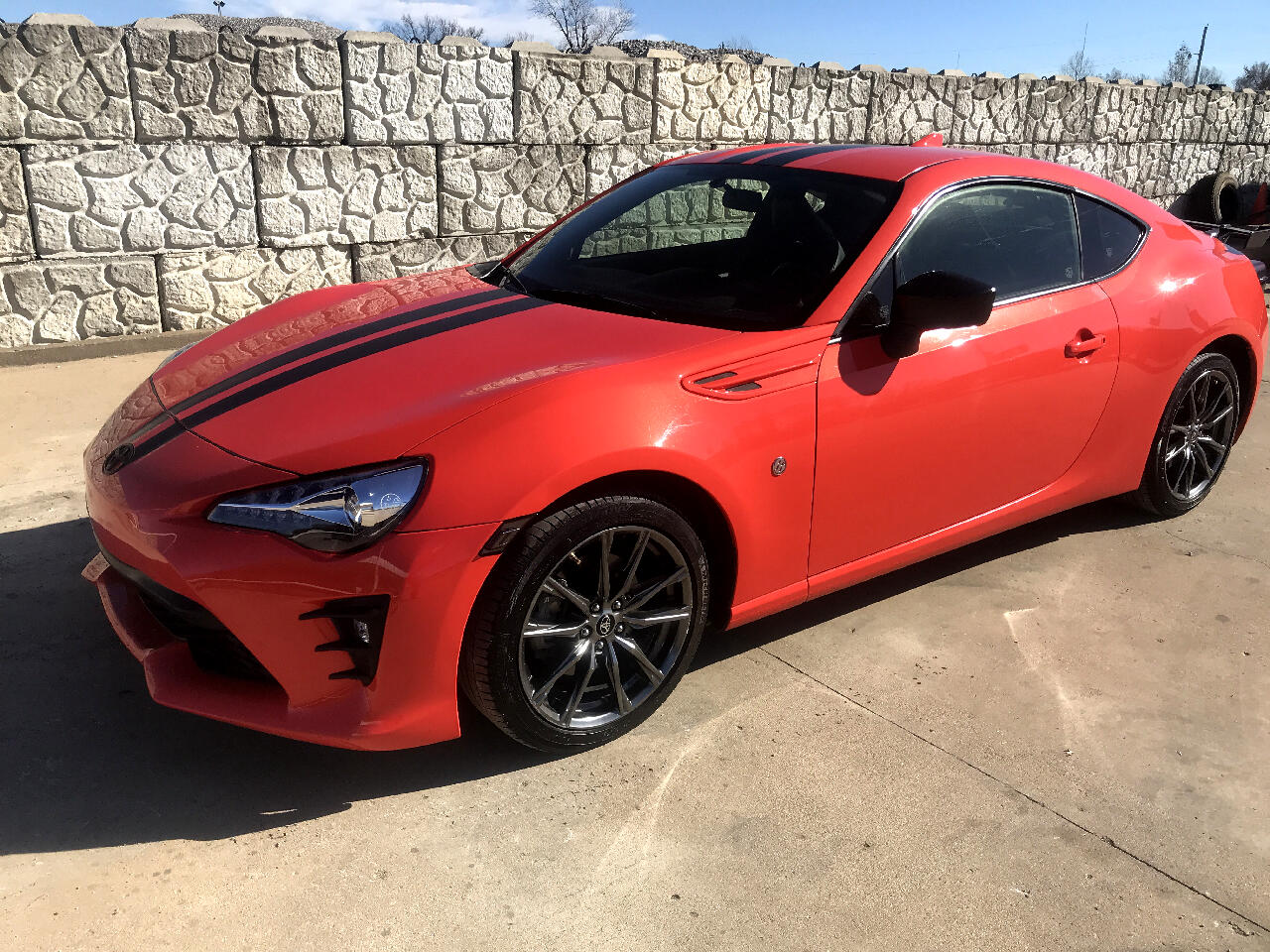 2017 Toyota 86 6A