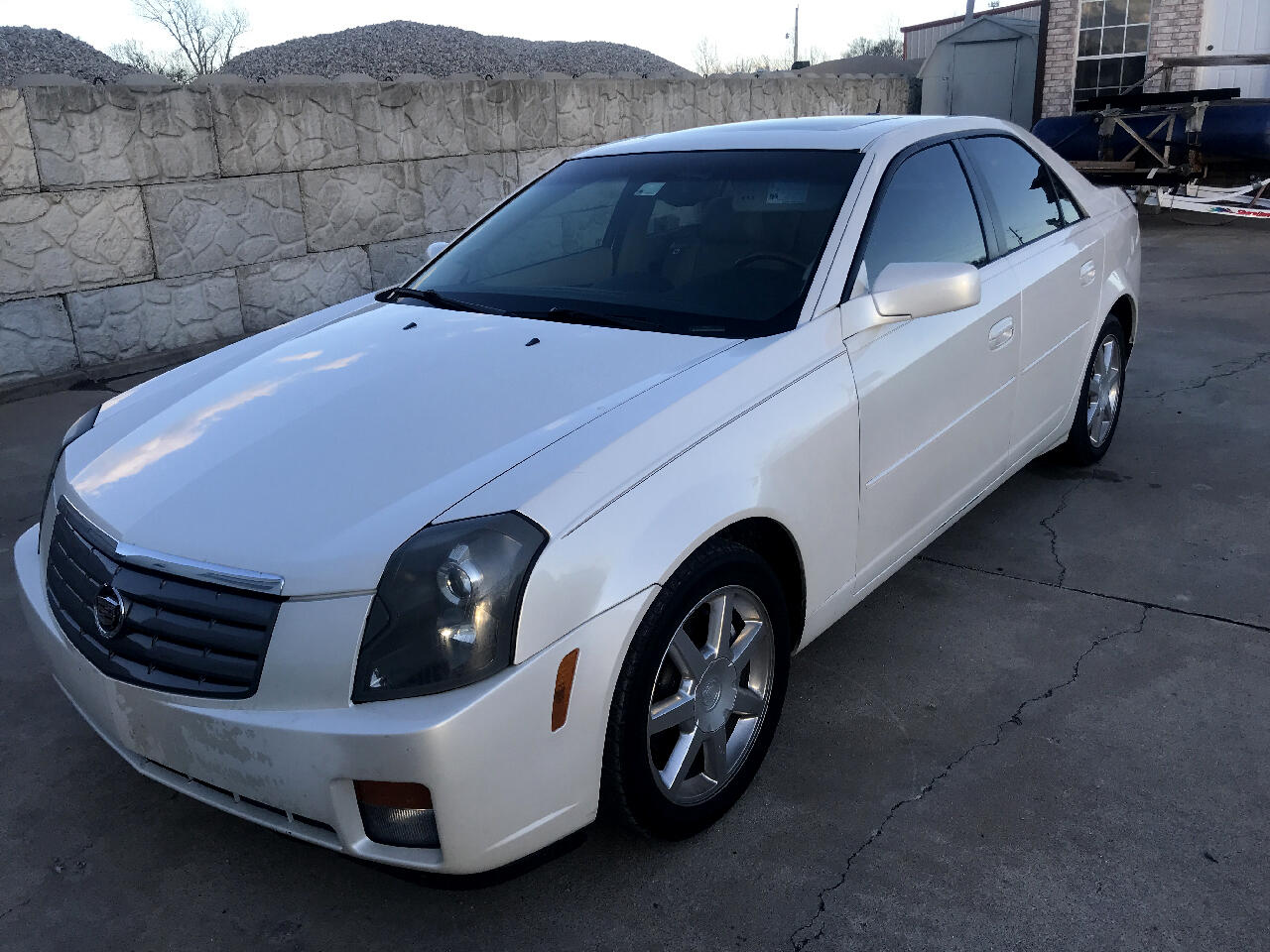 2005 Cadillac CTS 3.6L Performance AWD