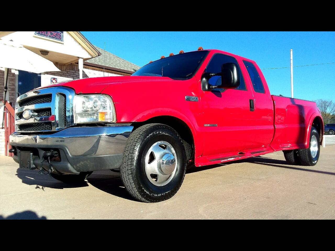 2000 Ford F-350 SD Lariat SuperCab 2WD DRW