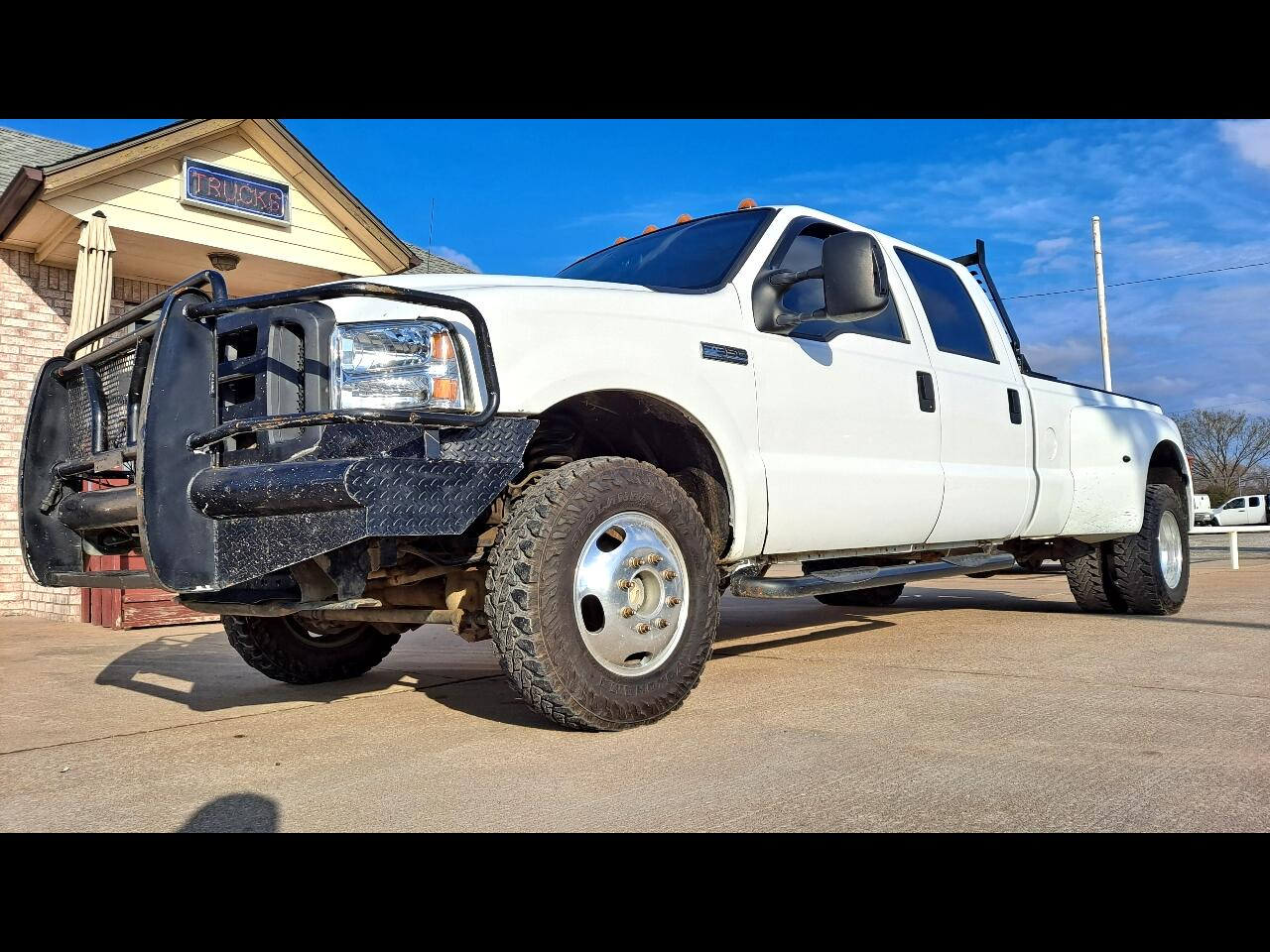 2007 Ford F-350 SD FX4 Crew Cab Long Bed DRW