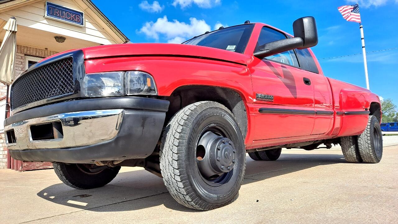 1998 Dodge Ram 3500 Laramie Quad Cab 2WD DRW