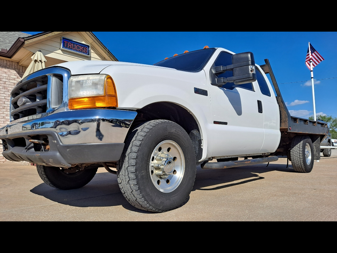 1999 Ford F-350 SD XLT SuperCab LWB 2WD