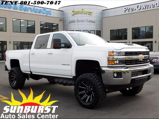 2017 Chevrolet Silverado 2500HD K2500 HEAVY DUTY LT