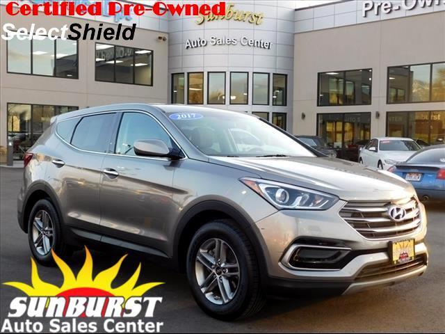 2017 Hyundai Santa Fe Sport Edition
