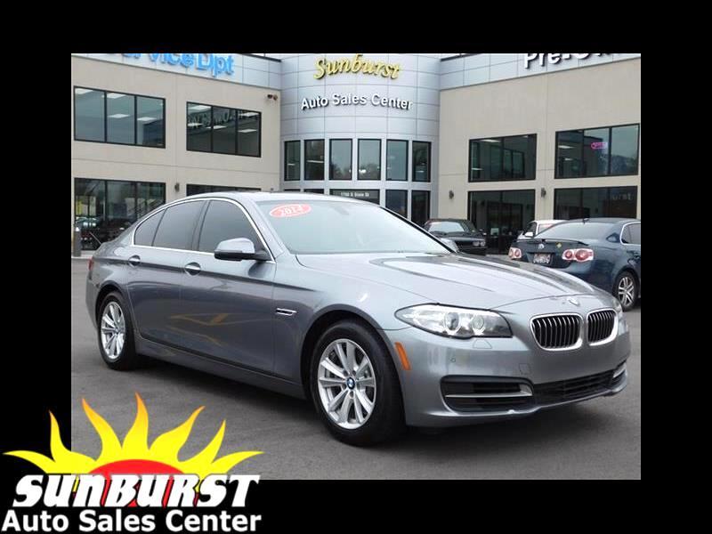 2014 BMW 5-Series SPORT