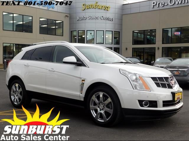 2011 Cadillac SRX SRX TURBO PERFORMANCE COLLECTION