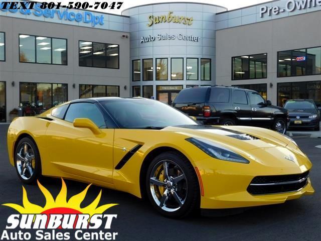 2014 Chevrolet Corvette Stingray STINGRAY