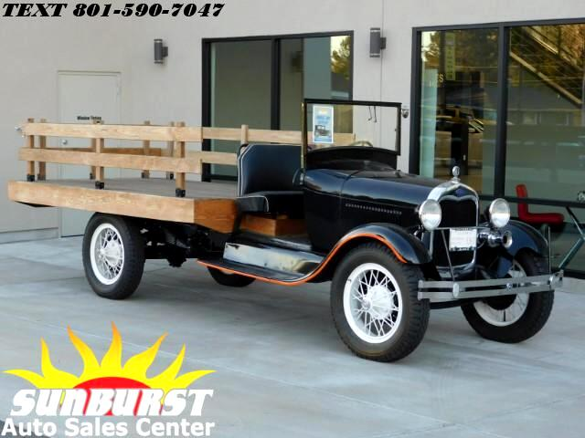 1928 Ford AA Fire Truck
