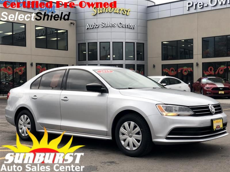 2015 Volkswagen Jetta S w/ Technology Package