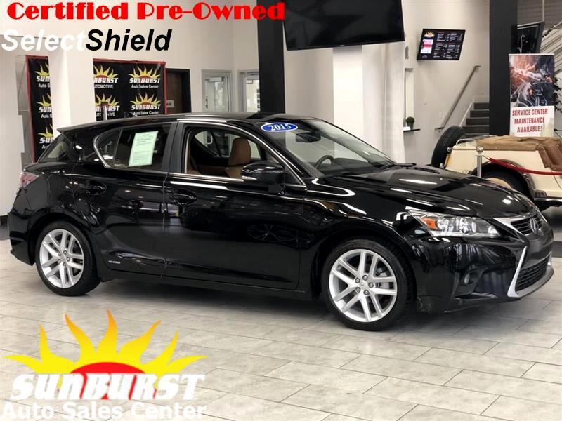 2015 Lexus CT 200h 200