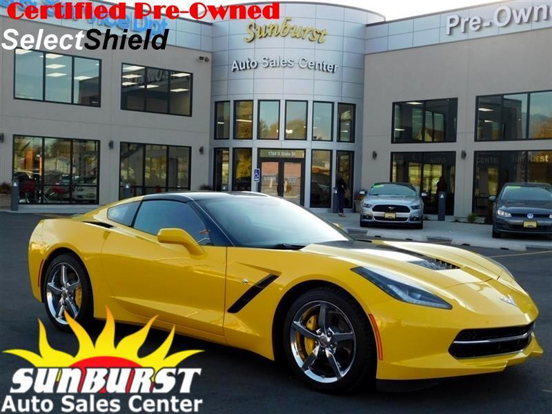 2014 Chevrolet Corvette Stingray STINGRAY HERTZ EDITION