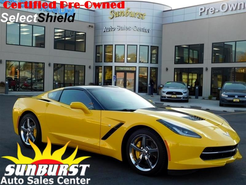 2014 Chevrolet Corvette Stingray STINGRAY HERTZ EDITION