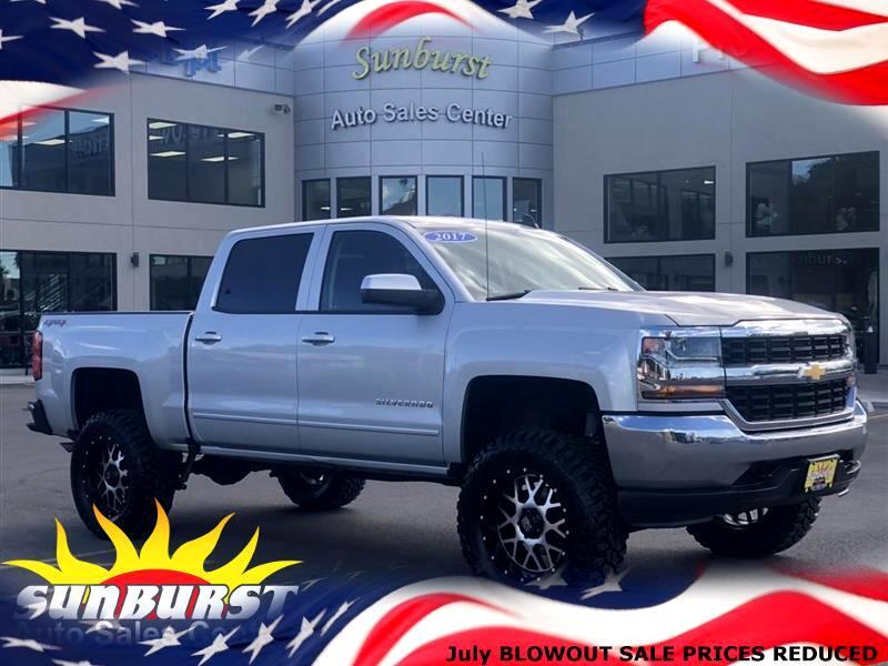 2017 Chevrolet Silverado 1500 K1500 LT