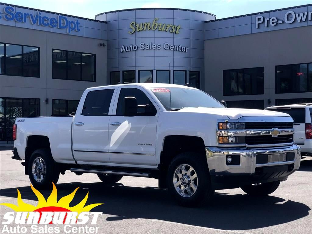 2015 Chevrolet Silverado 2500HD K2500 HEAVY DUTY LTZ