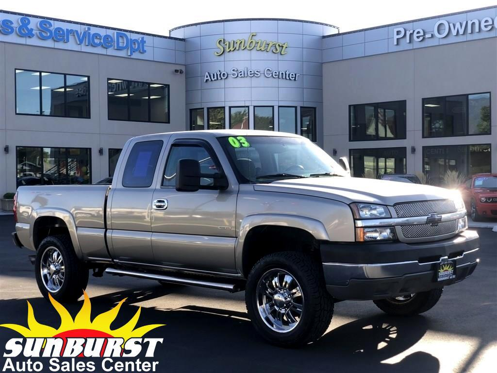 2003 Chevrolet Silverado 2500HD C2500 HEAVY DUTY