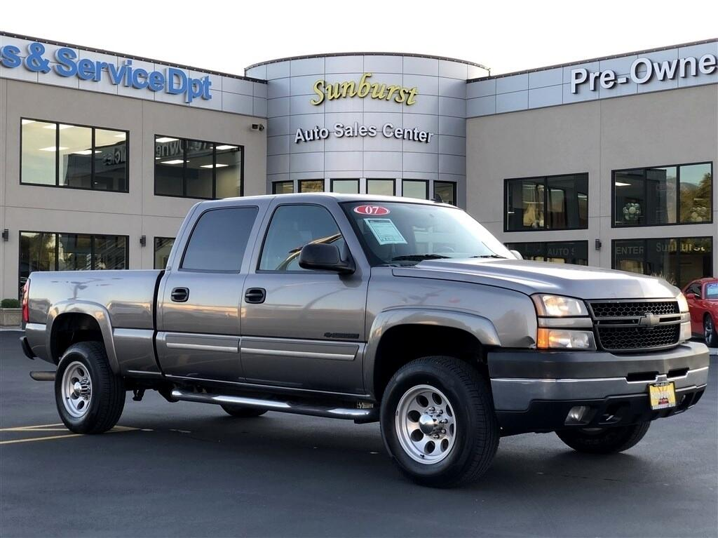 2007 Chevrolet Silverado 2500HD Classic C2500 HEAVY DUTY