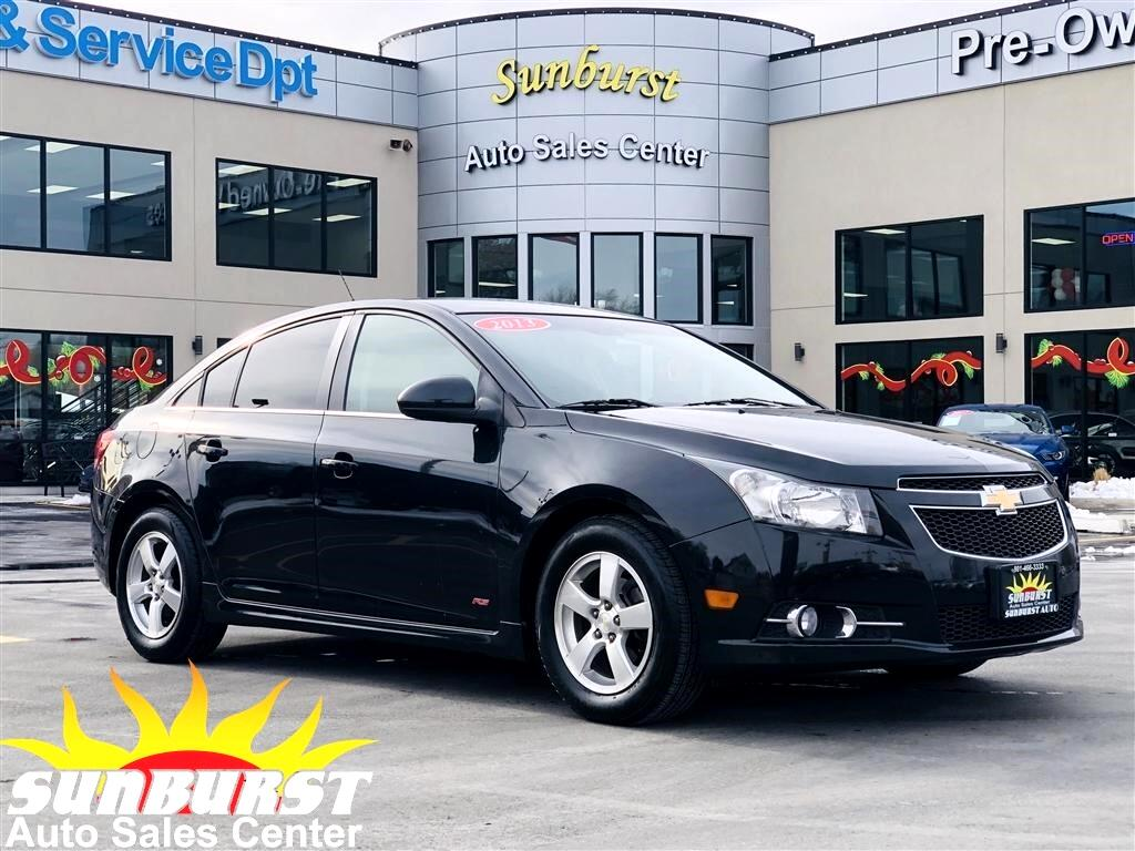 2013 Chevrolet Cruze LT RS