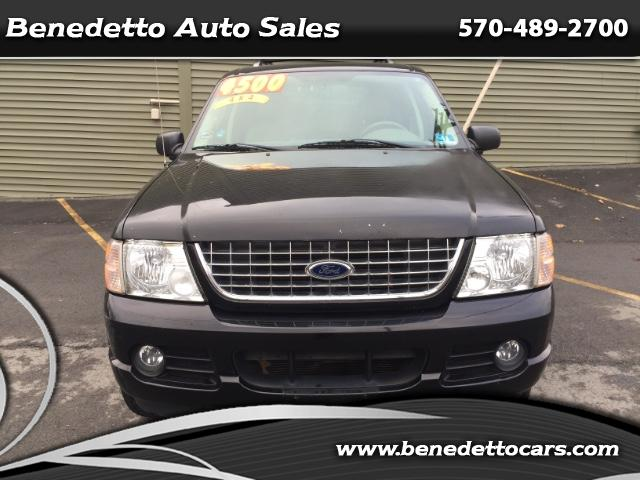 2003 Ford Explorer Limited 4.6L 4WD