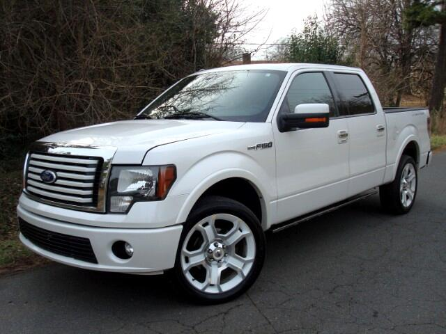 2011 Ford F-150 AWD Lariat Limited SuperCrew