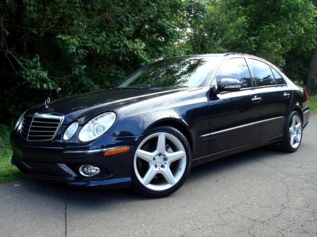 2009 Mercedes-Benz E-Class E350 Sport Sedan