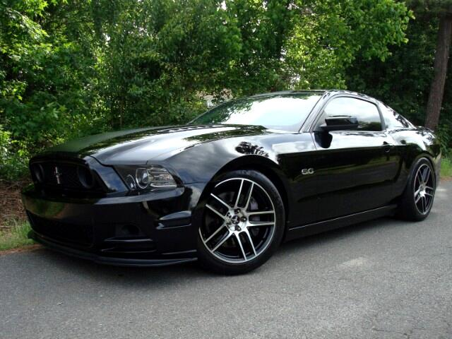 2013 Ford MUSTANG GT Premium GT Coupe
