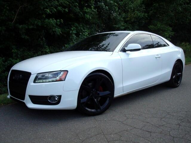 2012 Audi A5 2.0T Premium Plus quattro 8A