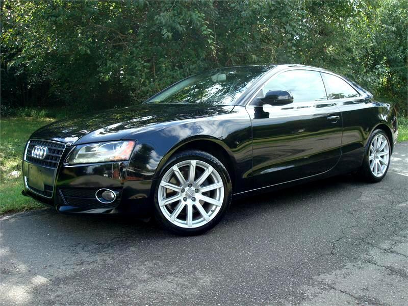 2011 Audi A5 2dr Cpe Auto quattro 2.0T Premium Plus