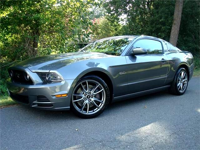 2014 Ford Mustang 2dr Cpe GT Premium