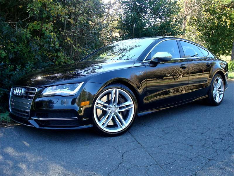 2014 Audi S7 4.0 Prestige quattro S tronic